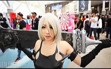 アニメ・エキスポ 2019。コスプレ